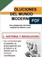 Las Revoluciones Del Mundo Moderno 1 y 2
