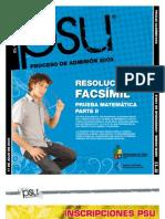 Solucion Ensayo Oficial Matematica Demre 2008 Parte II