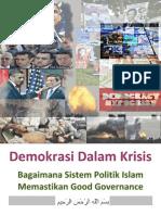 Buku Demokrasi Dalam Krisis - Bagaimana Sistem Politik Islam Memastikan Good Governance