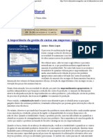 Administração Rural - Administração e Gestão Empresarial