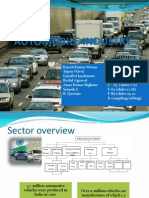 analysis of automobile sector in india