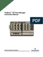 Floboss 107 Instruction Manual