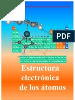 ¨Estructura Electrónica de los átomos¨