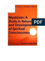 E Underhill, Mysticism