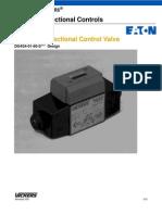 Catalogo Valvula Direccional