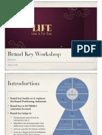 Brand Key Workshop