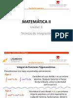 Mate 2 unit 1_c Integral Indefinida por sustitución trigonométrica