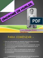 Sindrome de HURLER