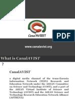 CanalAVIST Presentation 2