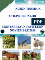 Regulación Térmica Monterrey