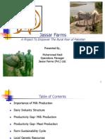 Muhammad Hadi Jassar Farms Presentation