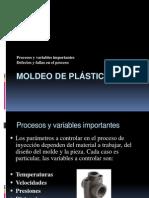 Moldeo de plásticos