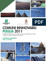 Rapporto Comuni Rinnovabili Puglia