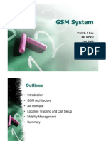 5. GSM System
