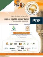Global Islamic Micro Finance Forum, Dubai UAE, 2012