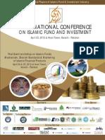 International Conference on Islamic Finance and Investment, Awari Tower Karachi, 2012
