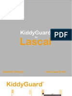 Lascal KiddyGuard All in One Brochure 2012 (English)