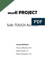 Mini Project Final