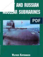 Schiffer - Soviet and Russian Nuclear Submarines