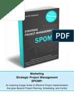 Marketing Strategic Project Management SPOMP