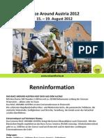 Race Around Austria 2012