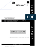 Aiwa Nsx-wvt12_service Manual