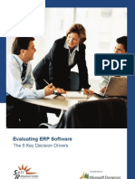ERP 6 KeyDecisionDrivers