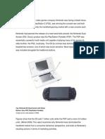 Nintendo Consumer Behaviour