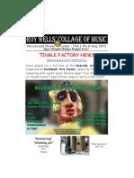 Newtsletter Vol 1 No 8 - August 2012