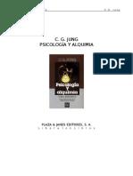Carl G. Jung - Psicología y Alquimia