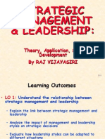 Strategic Management & Leadership - V1