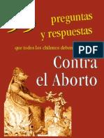 Contra El Aborto 55 Preguntas y Respuestas