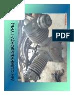 Air Compressor(v Type)