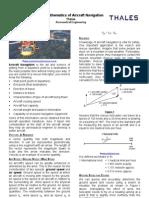 1 Aircraft Navigation