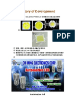 Automotive Led Indicator Lighting