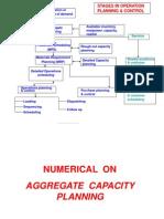 Agg.planning Diagram& Problem