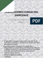 Coorelaciones Clinicas Del Diencefalo