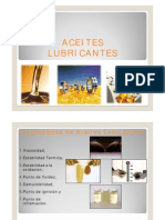Aceite Lubricantes