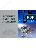 Dr. Indu - Intensive Care Unit Utilization