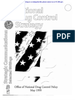 1999 National Drug Control Strategy