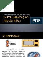 MEDIDORES DE FORÇA-PARTE II