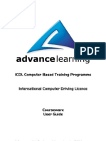 ICDL User Guide