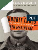 Double Cross by Ben Macintyre - Excerpt