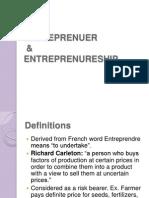 29164917 Entrepreneurship PPT