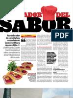 Emprendedor Gastronomia Peru en USA