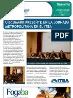 Newsletter nº20 UISCUMARR