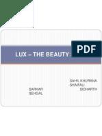 Lux Beauty Soap -Grp