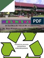 pengolahan sampah anorganik