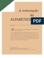 A Reivencao Da Alfabetizacao - Magda Soares