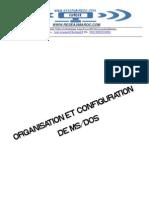 Organisation Et Config de MS DOS